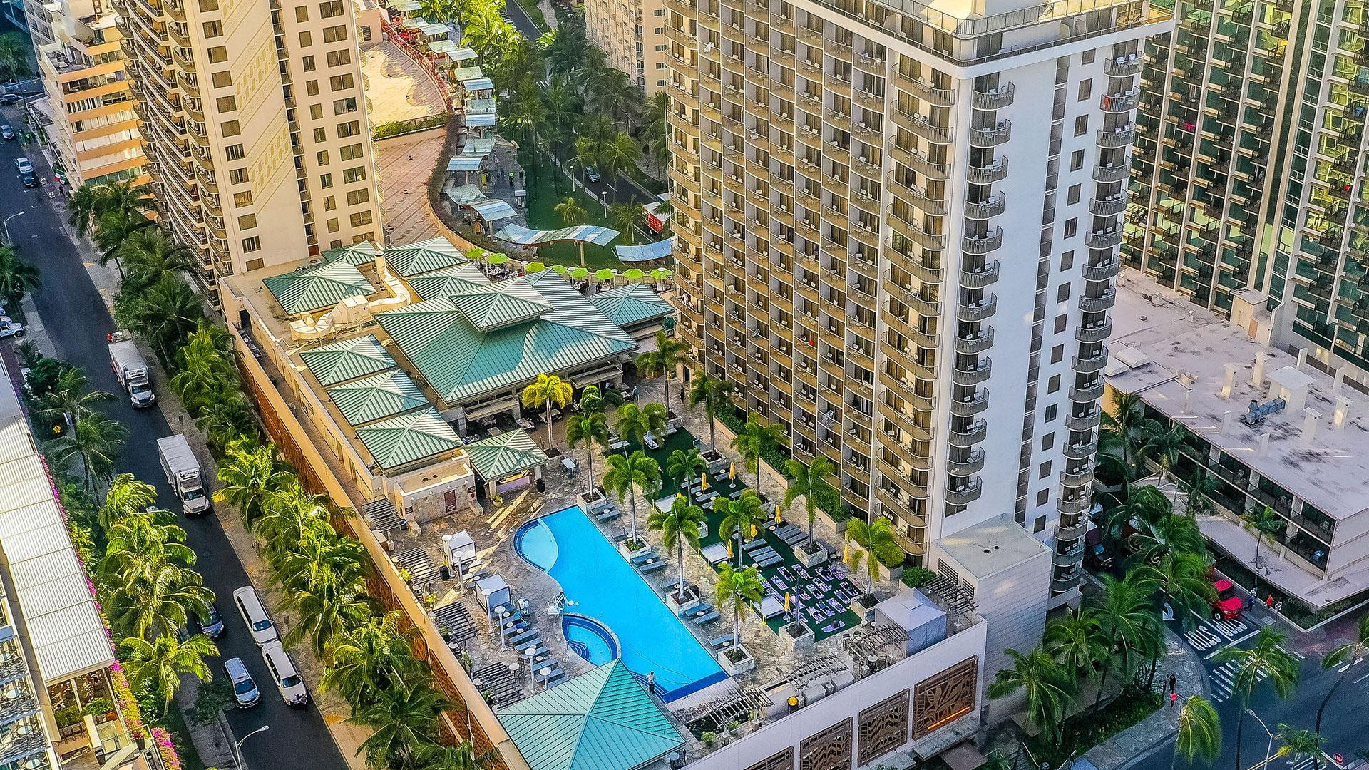 Embassy Suites by Hilton Waikiki Beach Walk, Honolulu