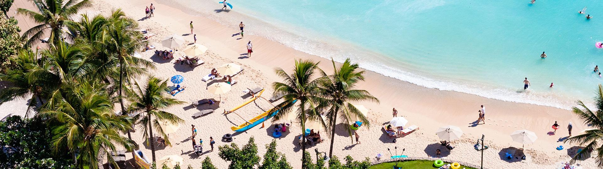 Beaches of Honolulu, Hawaii Hotel
