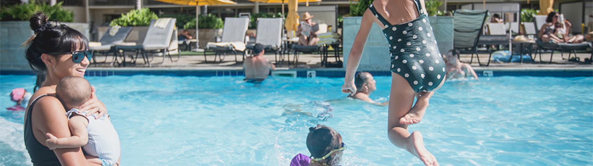 Leisure in Honolulu, Hawaii Hotel