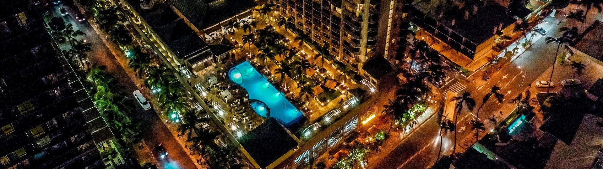Sleep In Paradise At Our Waikiki All-suite Hotel