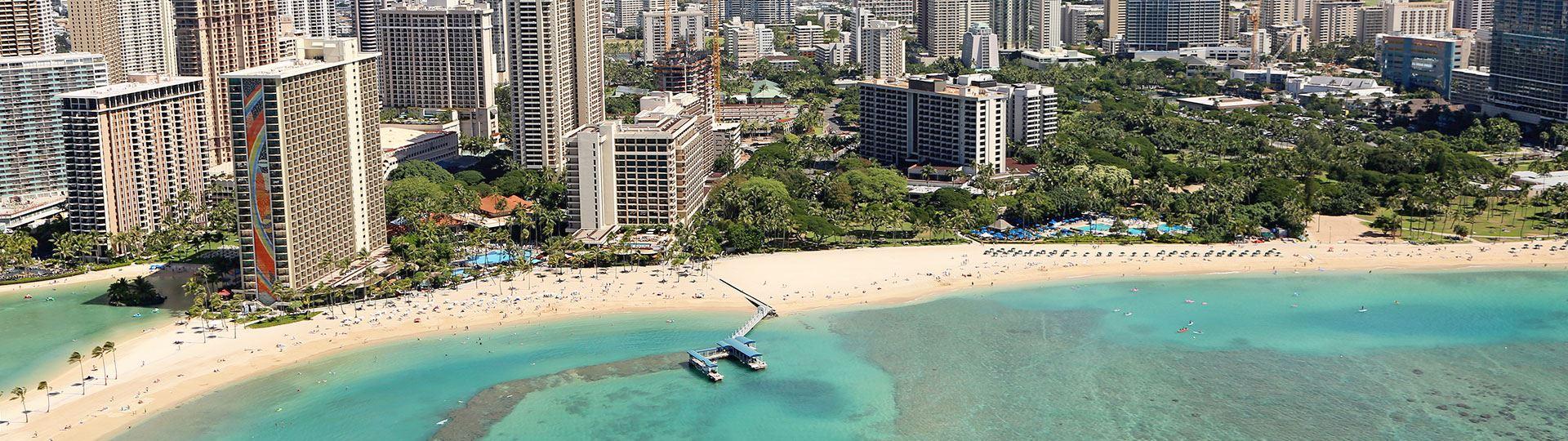 Things at Honolulu, Hawaii Hotel