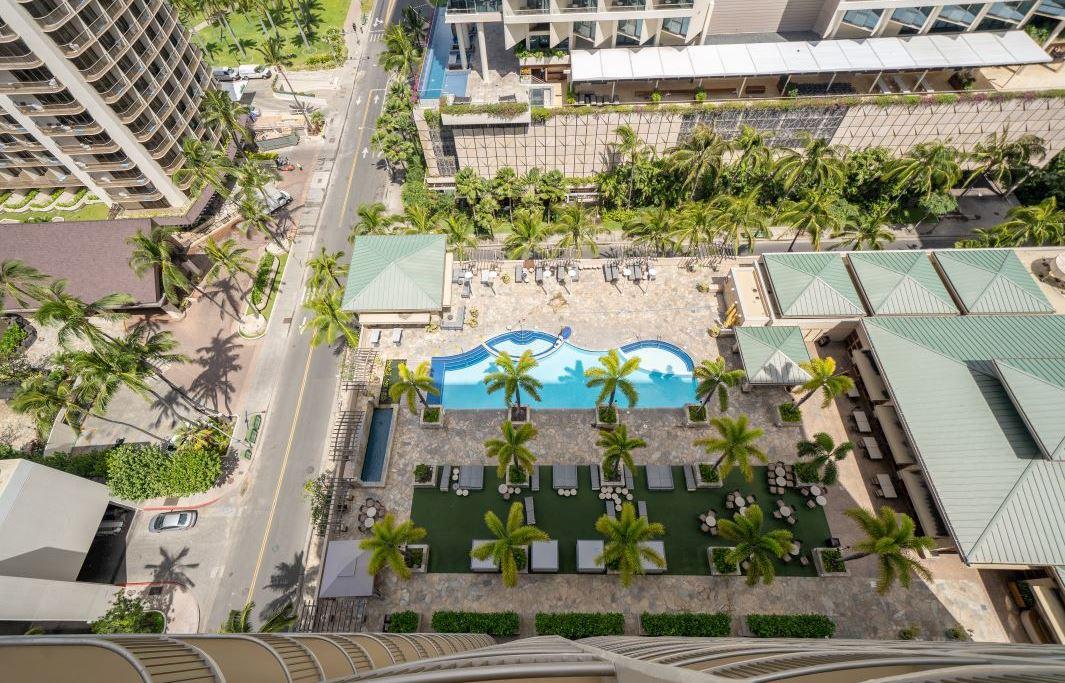 Meetings floor plans in Honolulu, Hawaii Hotel