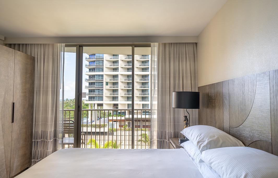 City View In Honolulu, Hawaii Hotel