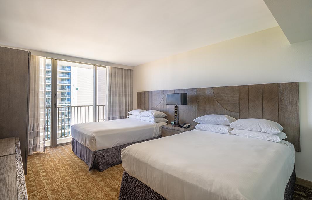 Two Bedroom Suite At Honolulu, Hawaii Hotel