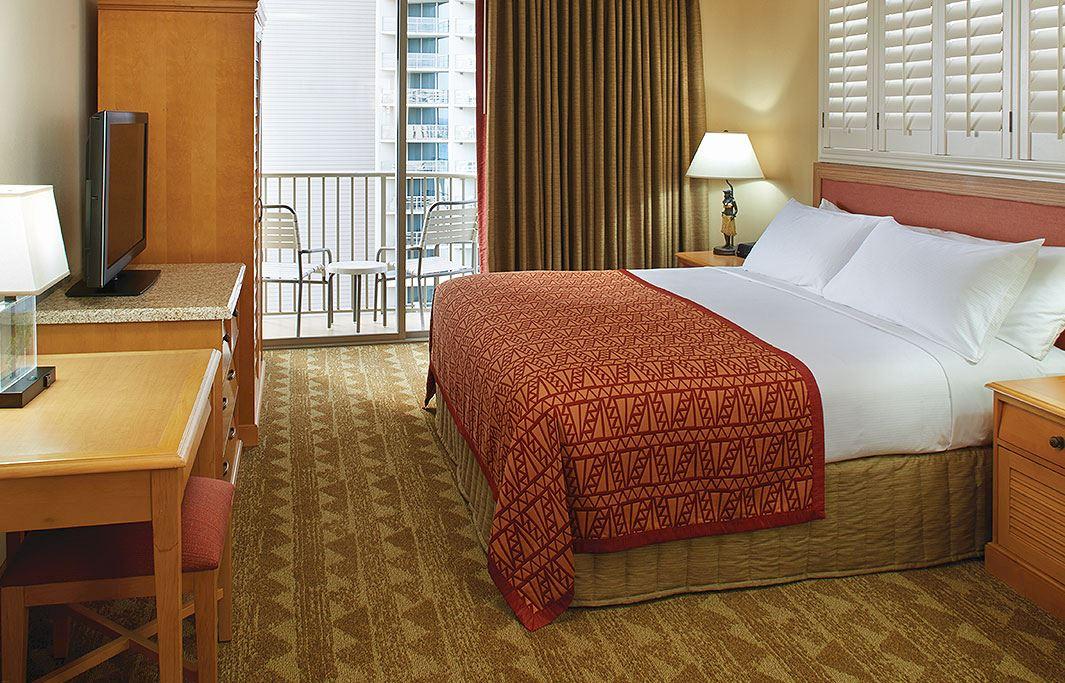 Standard View In Honolulu, Hawaii Hotel