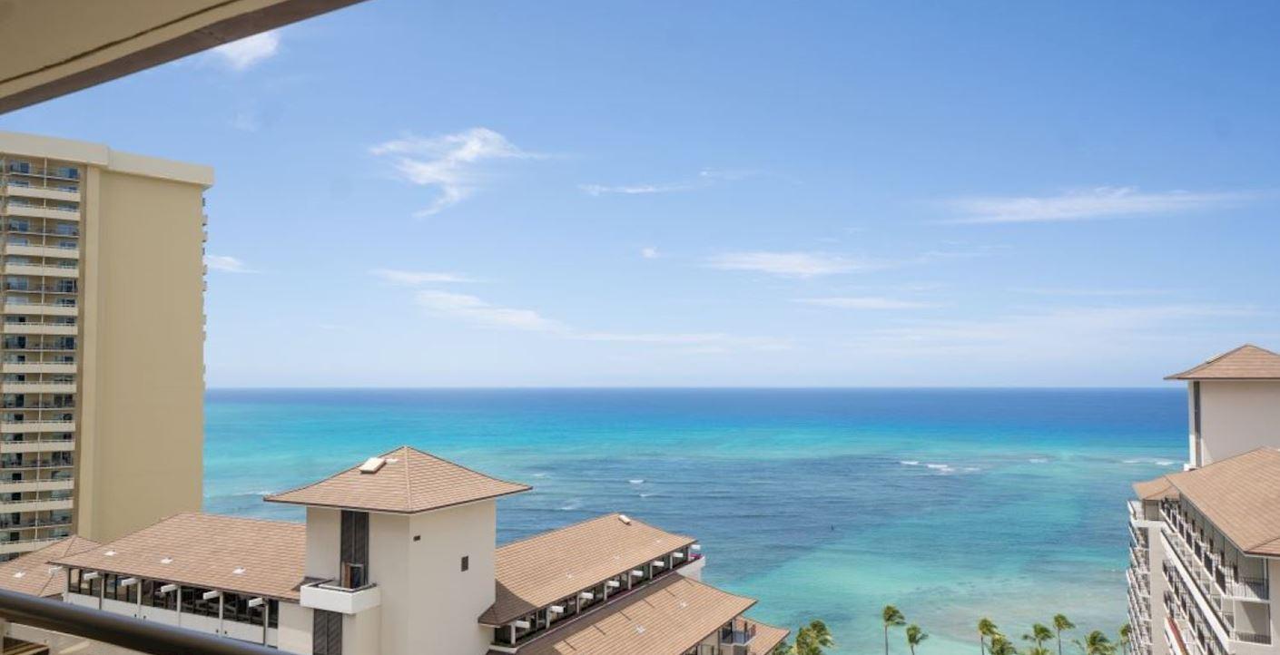 Premium Suite of Honolulu Hawaii Hotel