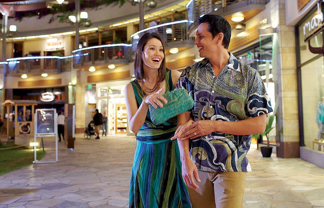 Ala Moana Center of Honolulu, Hawaii Hotel
