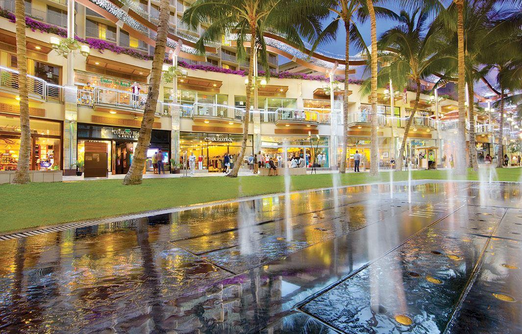 Waikele Premium Outlets of Honolulu, Hawaii Hotel